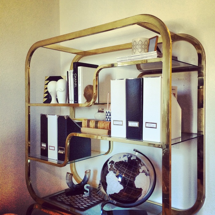 An Etagere Story…