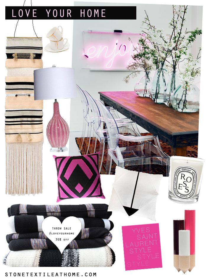 Give Your Home Some Love / Valentine's Day Gift Guide