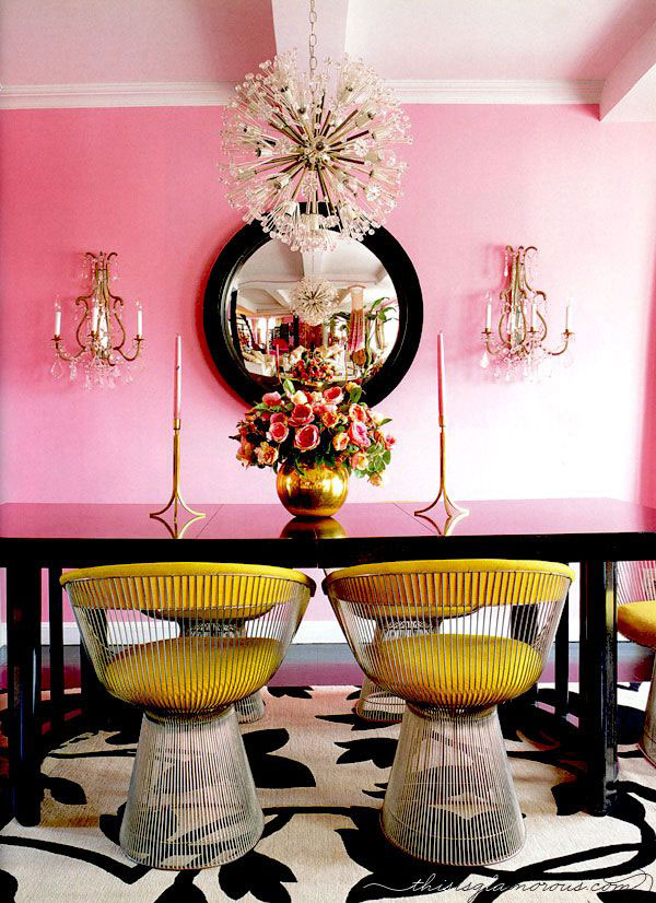 Love Your Home / Happy Colors: Blush Tones
