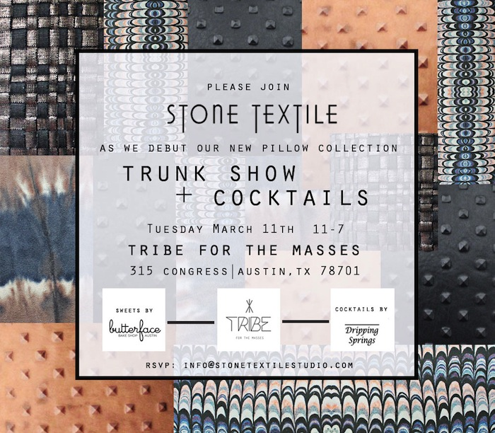 New Collection + SXSW Trunk Show