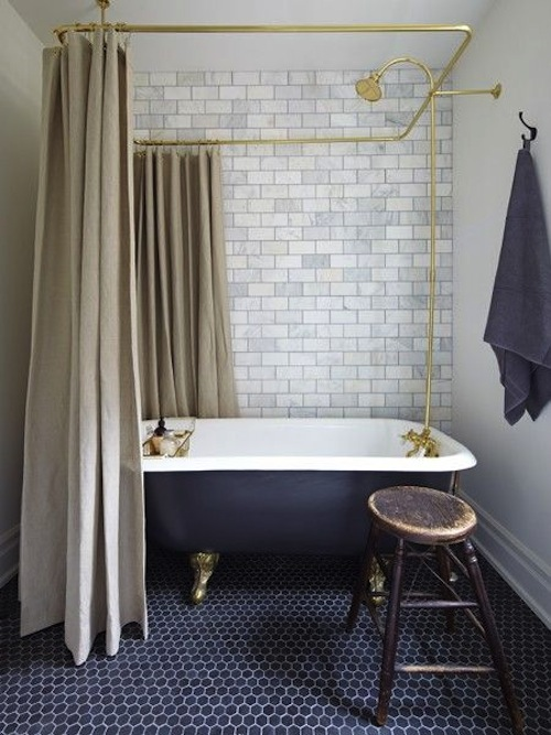 Interior Inspiration /  The Freestanding Tub
