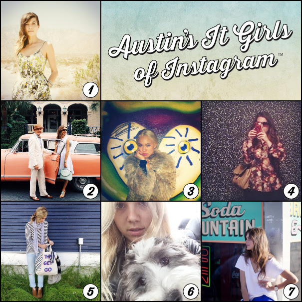 Join Us / It Girls of Instagram Party