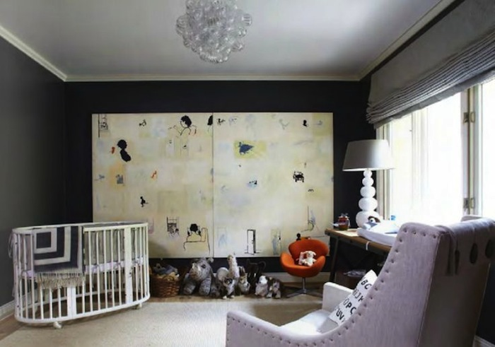 Love This Space / Modern Nursery Inspiration