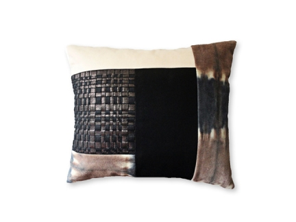 The Patchwork Pillow