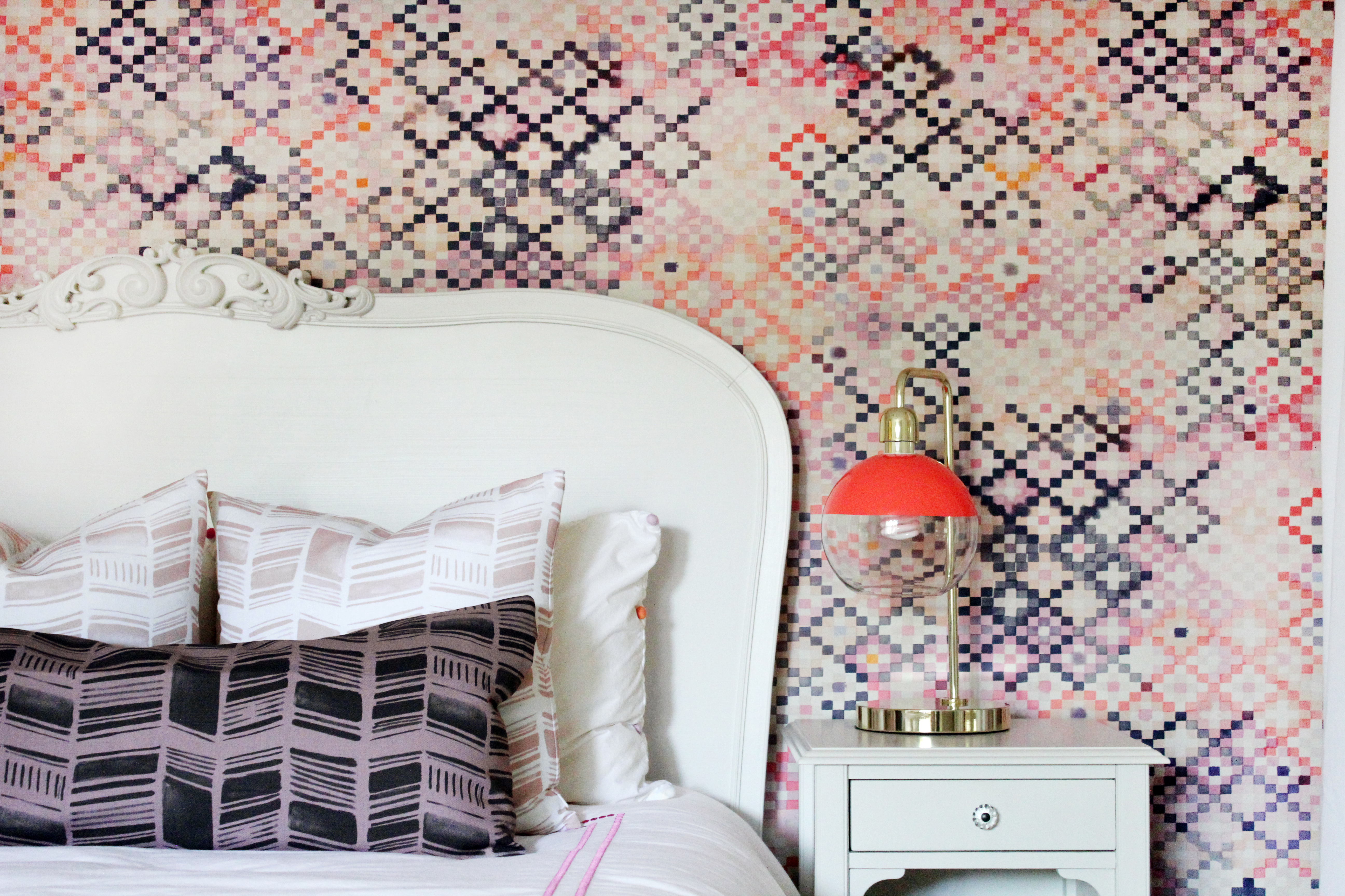 Interiors By Stone Textile / Big Girl Room