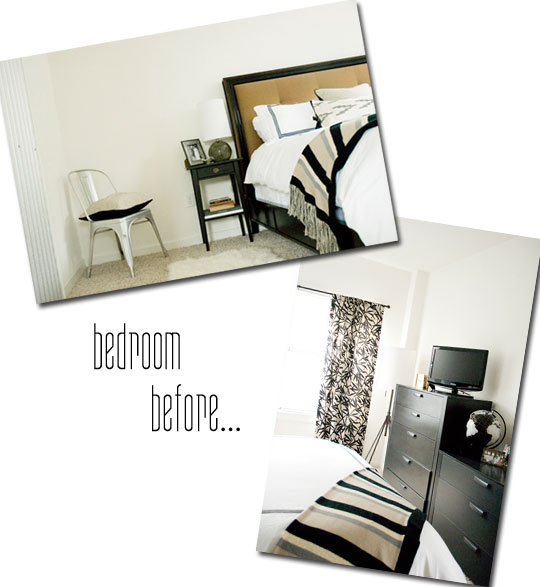 The Bedroom Project…