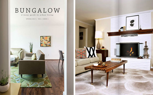Featured In / Bungalow Magazine