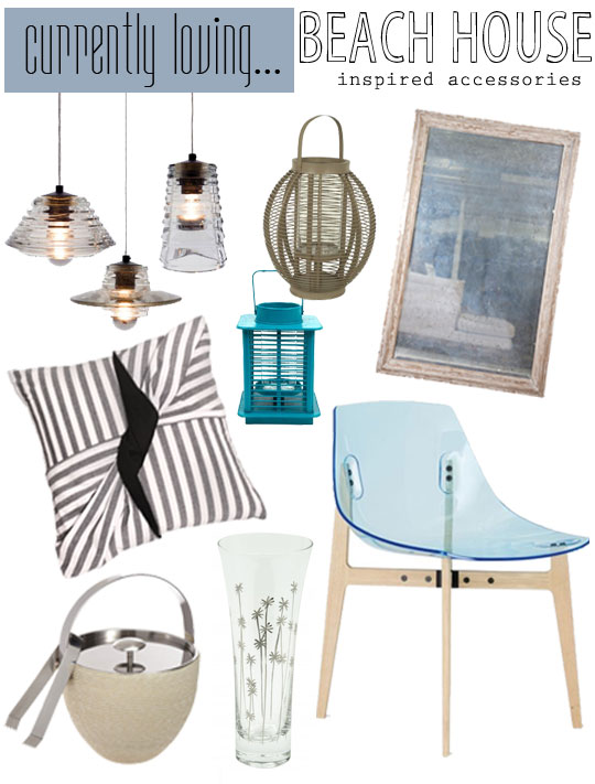 Currently Loving…beach house inspired accessories