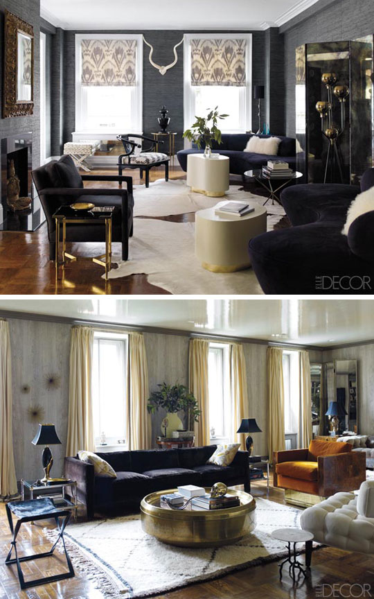 Love this Room….Jackie Astier's New York Apartment