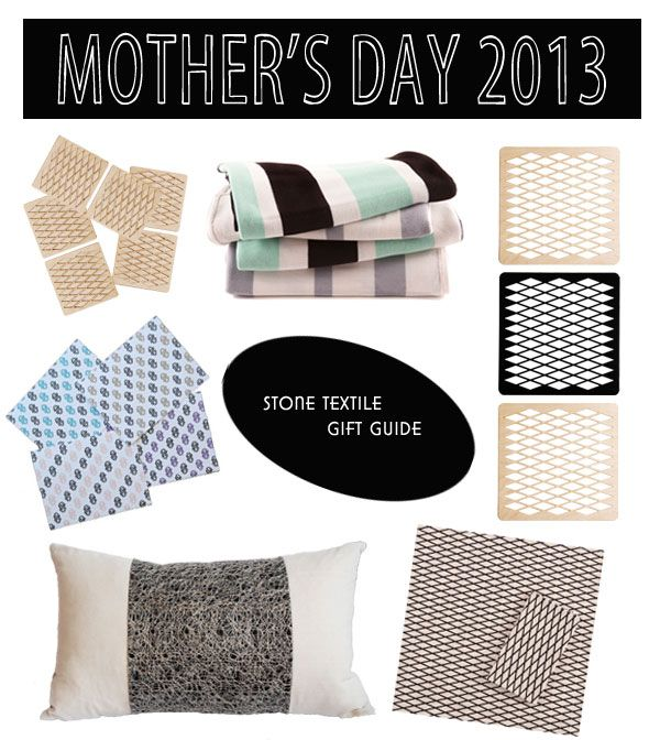 The Stone Textile Mother's Day Gift Guide