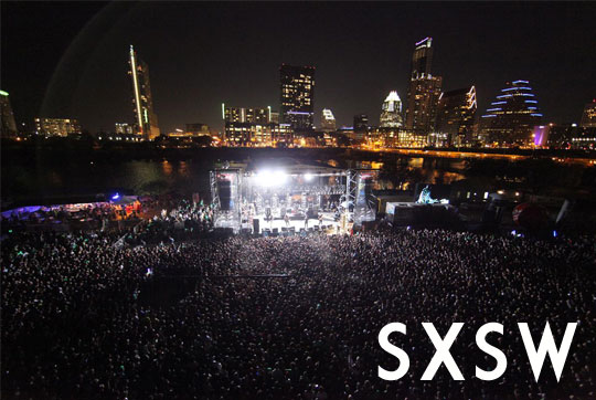 Time for SXSW…