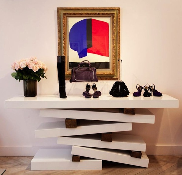 Friday Find / Geometric Shaped Furniture