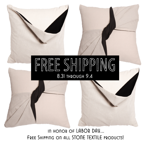 FREE SHIPPING…