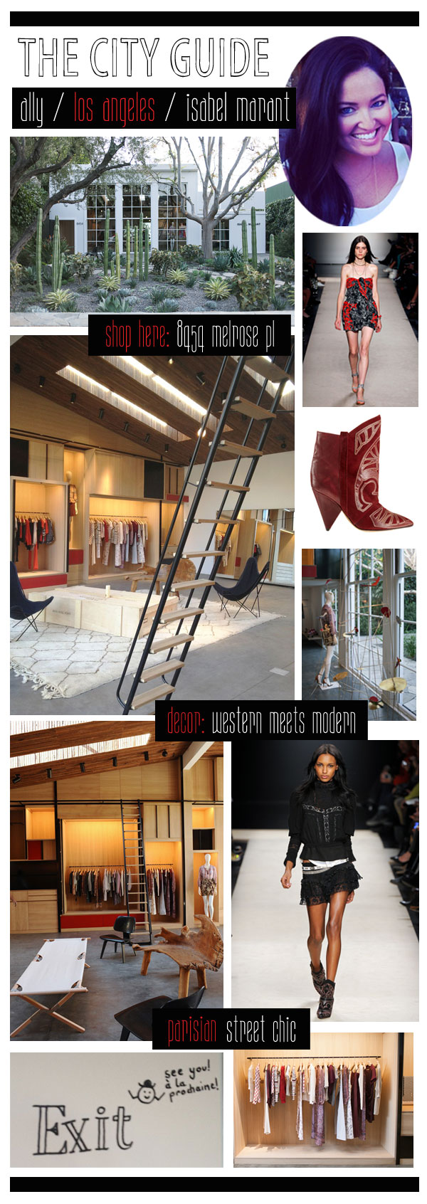 The City Guide / Los Angeles: Isabel Marant