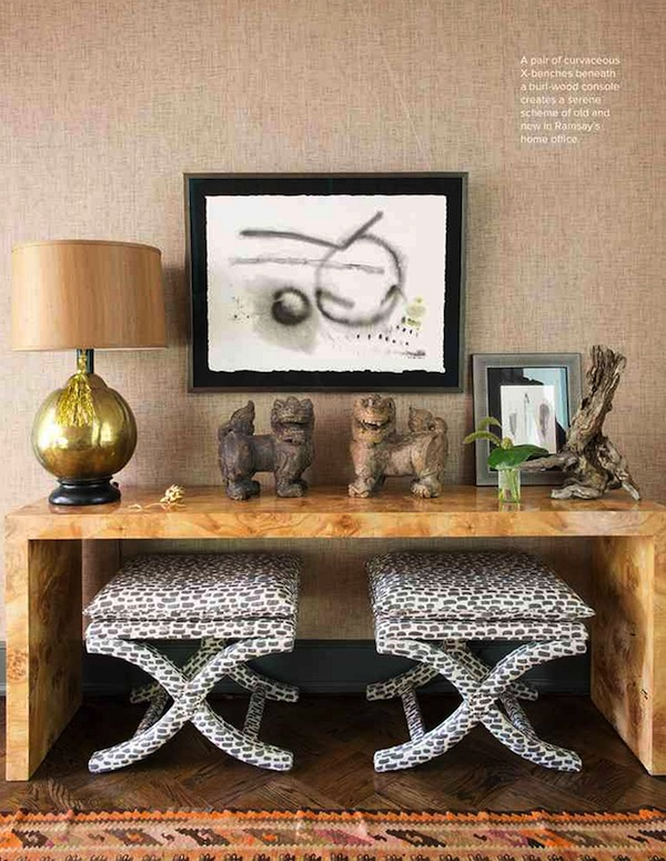 Love This House…Tami Ramsay's Textured Bungalow