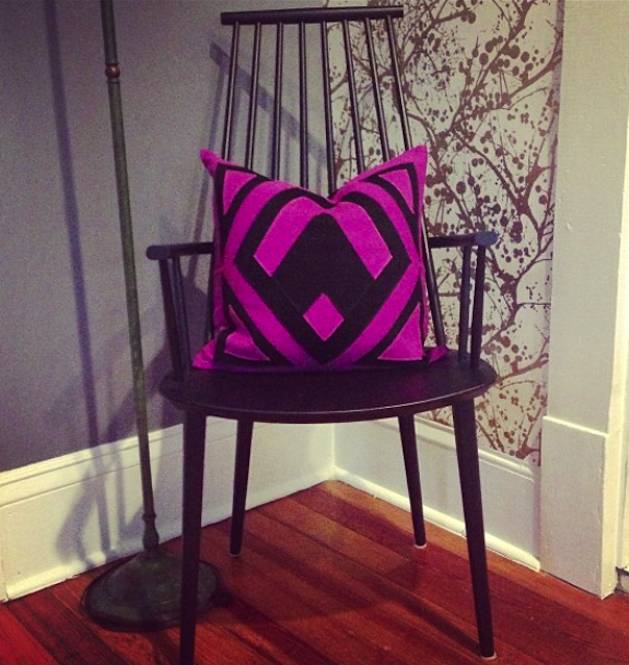 Spotted:  Where Stone Textile Has Been Popping Up This Week…