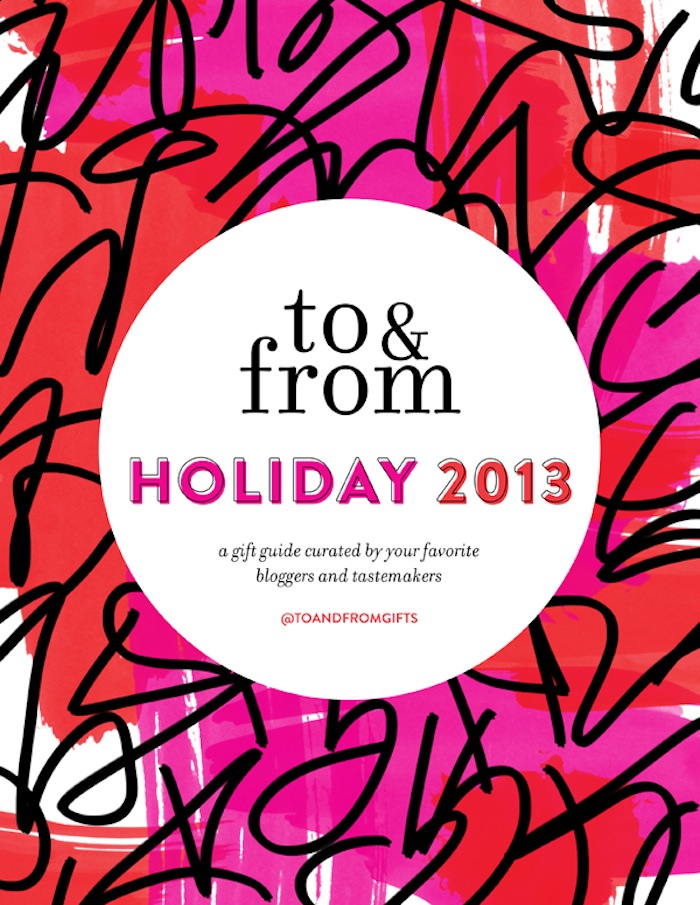 Stone Textile Featured In / TO & FROM Gift Guide