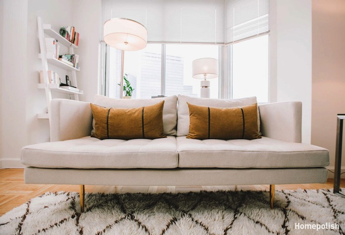 Love This House /  Stone Textile Pillows On Homepolish
