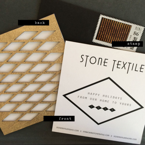 Stone-Textile-Holiday-Card