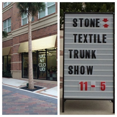 Trunk Show 1