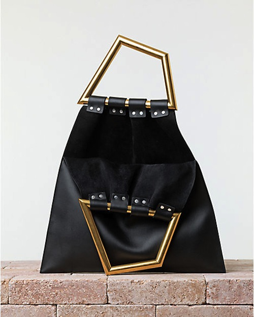 Inspired By:  Geometric Shapes + Celine S14