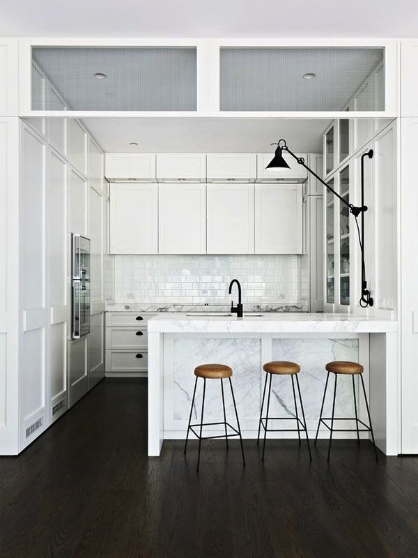 Dreaming Of A White Kitchen…