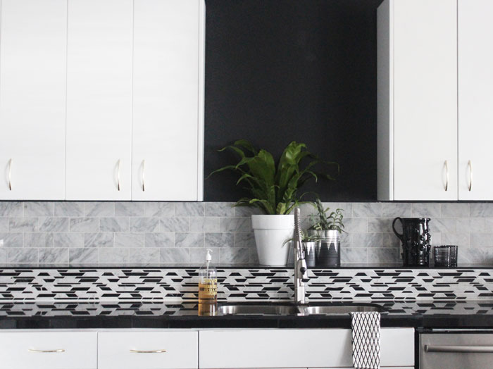 My Place:  Kitchen Cabinets / Before + After