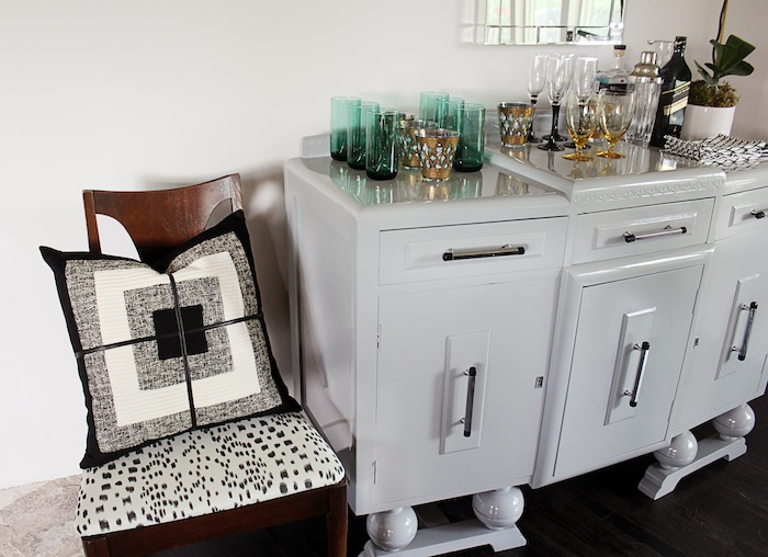 Found + Styled / Vintage Buffet