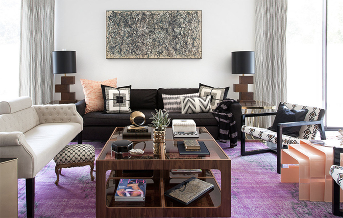 The Modern Bungalow / Lonny Magazine Feature