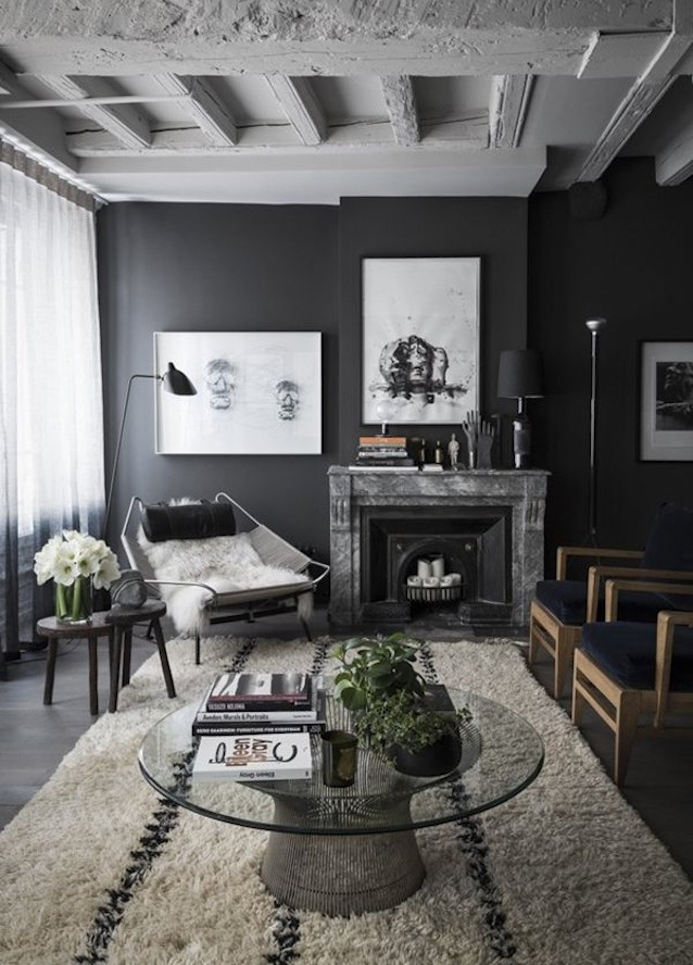 Love This House / The Black Apartment by Romain Richard