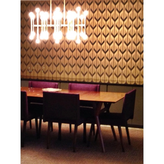 Interiors By Stone Textile_Dining Room