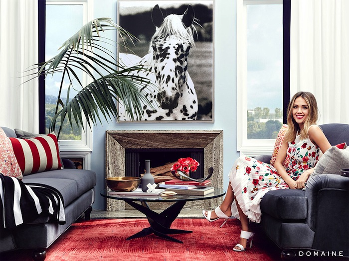 Love This House / Jessica Alba's Guest House