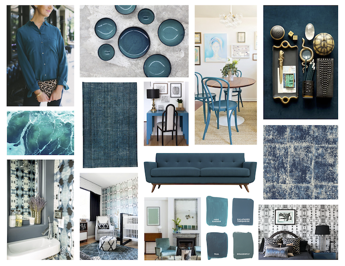 Get The Look / Teal