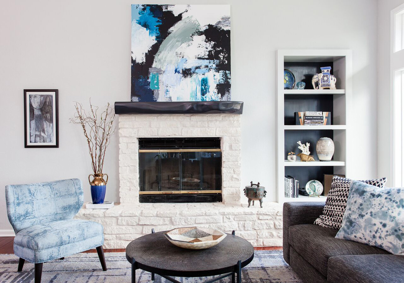 Living Rooms – Stone Textile