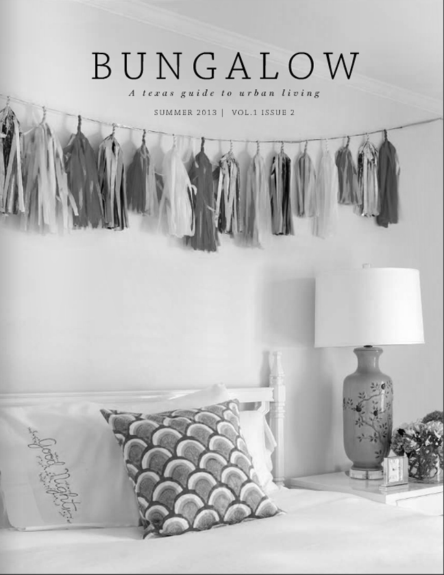 Bungalow: Summer 2013
