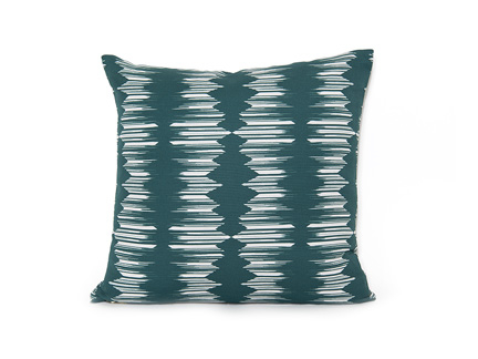 Tribal Fringe Teal
