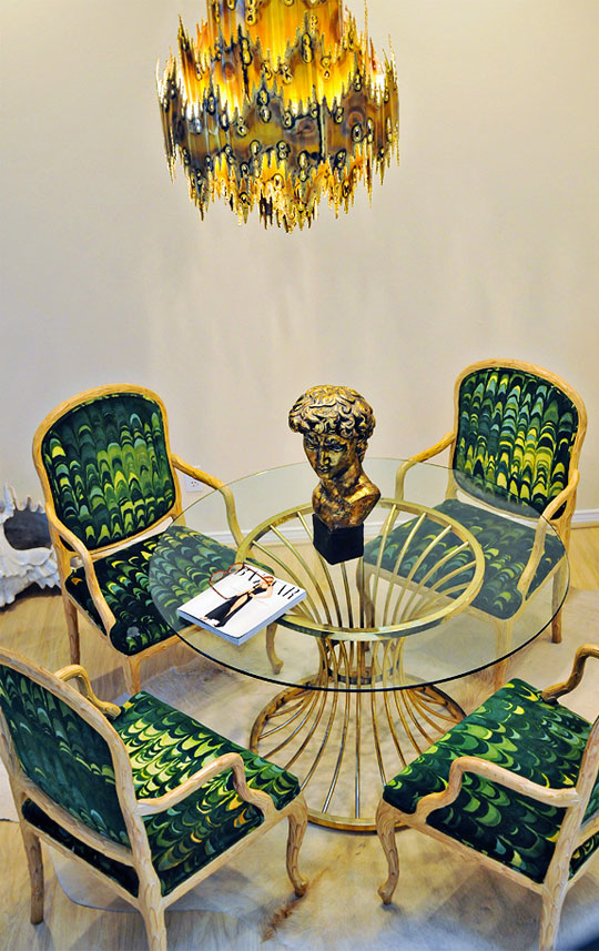 Styling The Table…