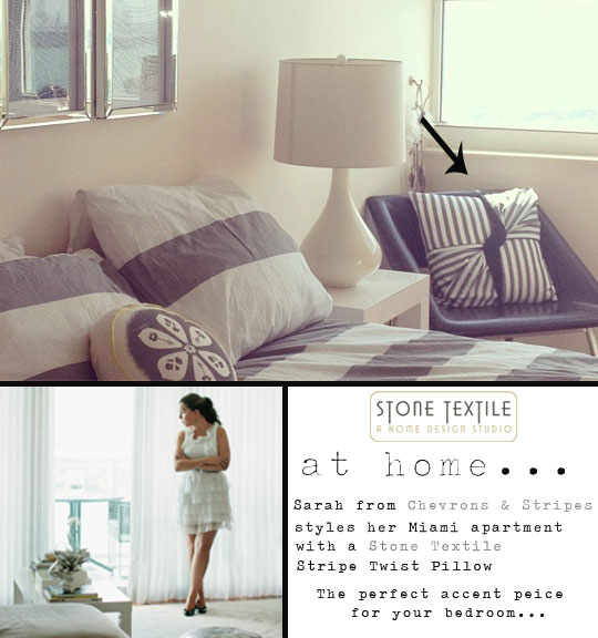 Stone Textile At Home…