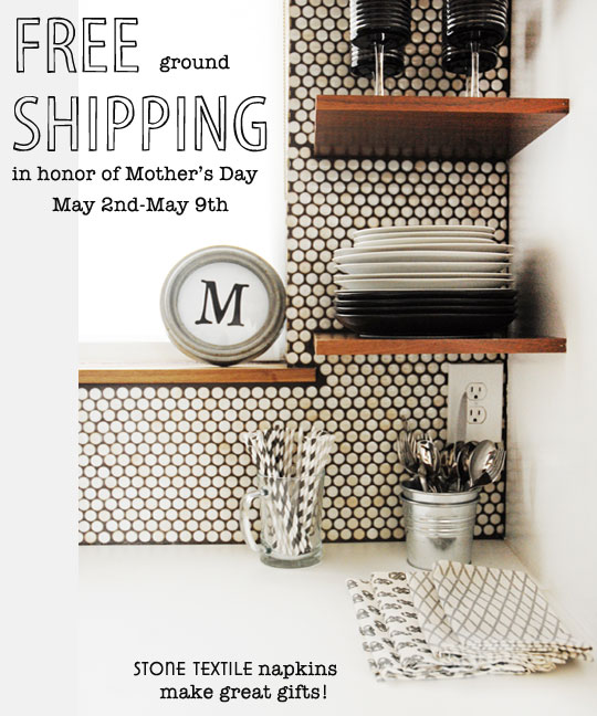 Mother's Day Promotion…
