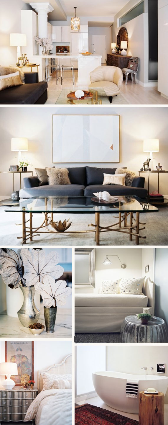 Love this apartment…Scout Designs NYC