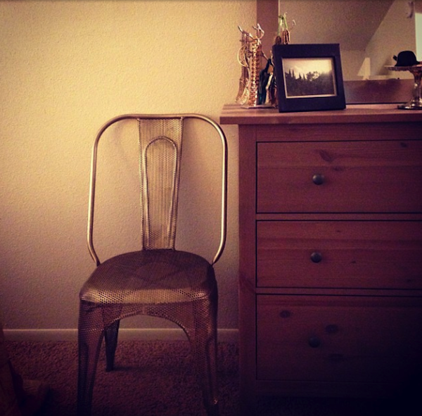 Metal Chair_Styled