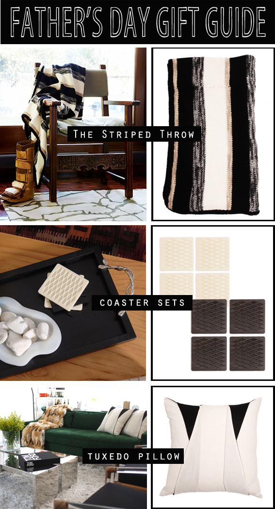 Stone Textile Father's Day Gift Guide