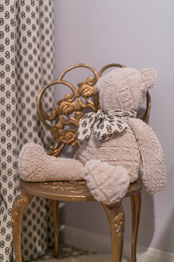 Interior Styling / The Nursery Project