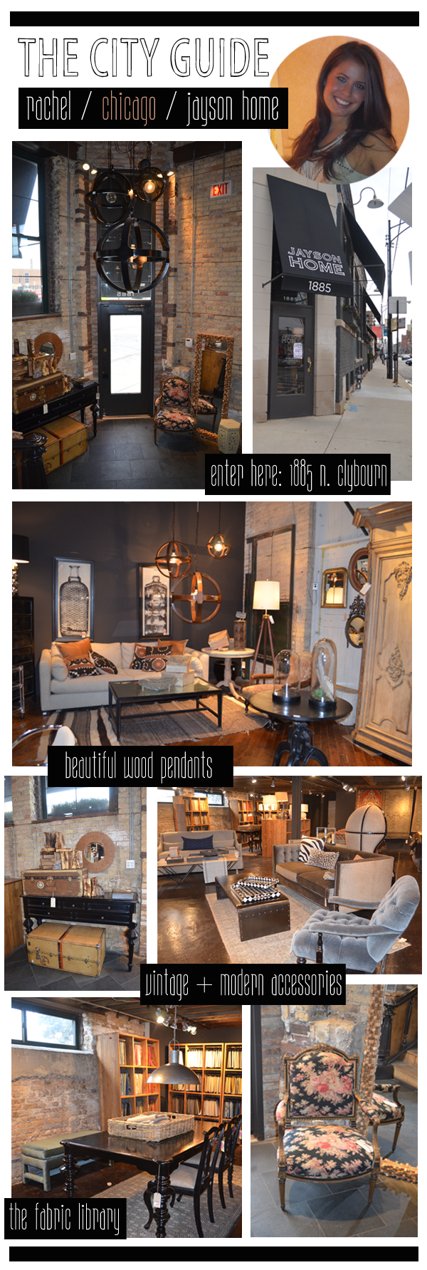 The City Guide / Chicago: Jayson Home