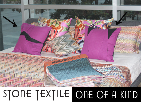 Stone Textile // One Of A Kind