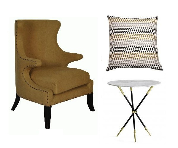 Style My: Reading Nook / Alex from Design + Obsessed